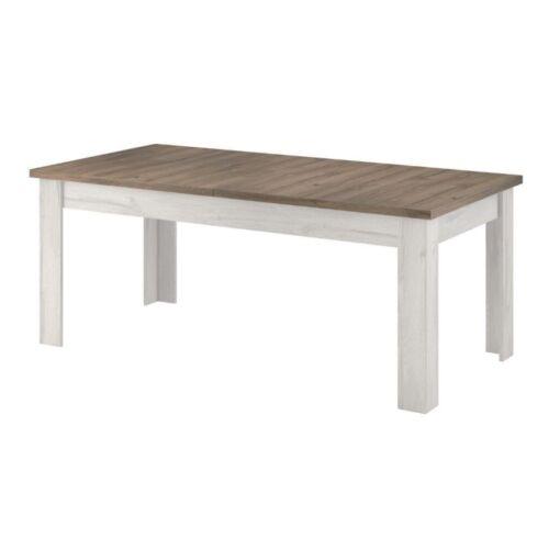 NERITA Étkezőasztal,  tölgy Northland/tölgy sonoma trufla [TYP 15]