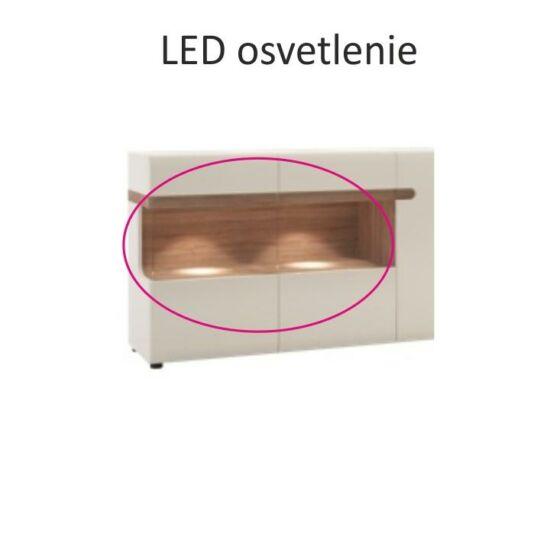 LYNATET 2-pontos LED világítás,  2-pontos LED világítás [TÍPUS 70]