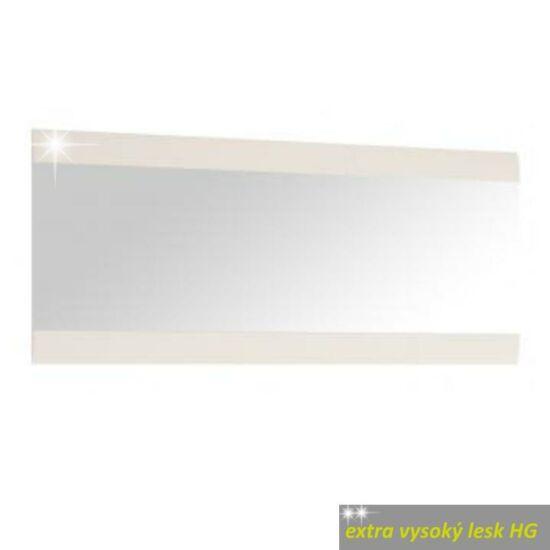 LYNATET Nagy tükör,  fehér extra magas fényű HG [TYP 121]