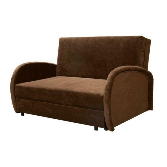 MILI Széthúzható fotel,  barna [2]