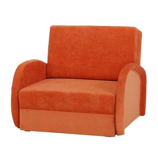 MILI Széthúzható fotel,  narancssárga [1]