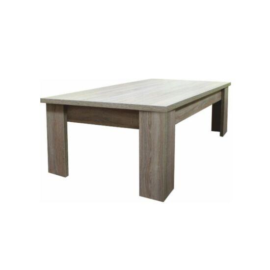 Dohányzóasztal,  tölgyfa  sonoma [PANAMA  14 TYP]