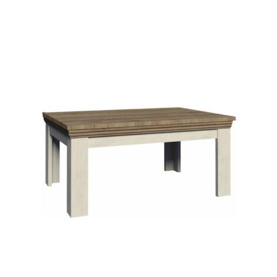 ROYAL Dohányzóasztal,északi erdei fenyő/tölgyfa,  Dohányzóasztal,északi erdei fenyő/tölgyfa [LN]