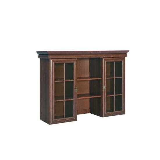 KORA Vitrín szekrény,  samoa king [KN4]