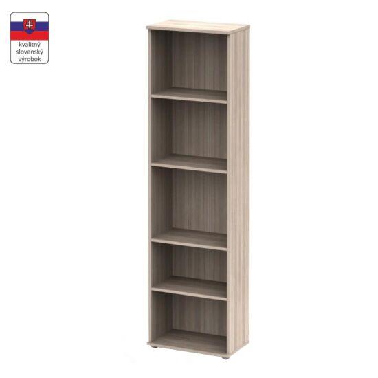 NOKO-SINGA Polcos szekrény,  sonoma tölgyfa [70]