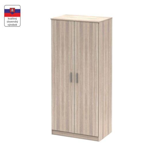 NOKO-SINGA Akasztós szekrény,  tölgy sonoma [80]