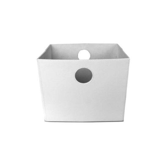 TOFI-LEXO Tároló doboz,  fehér