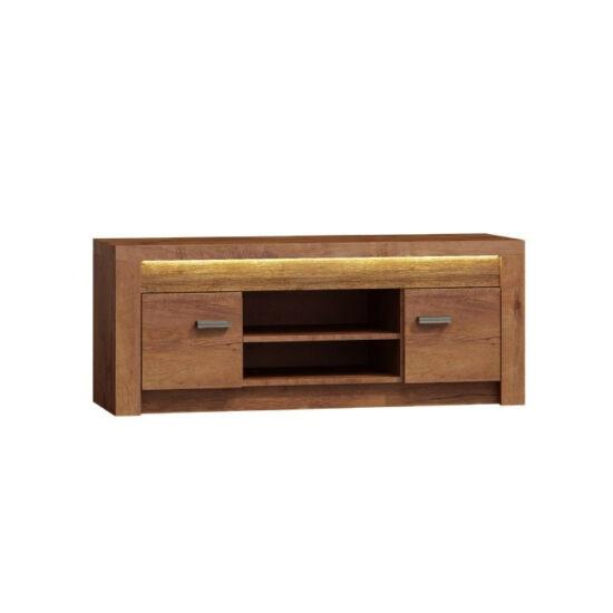 INFINITY RTV asztal/szekrény,  kőris világos [I-09]
