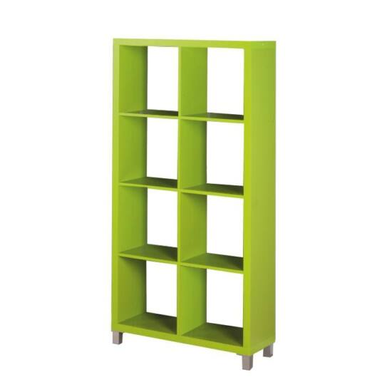 TOFI Könyvespolc,  zöld [3 NEW]