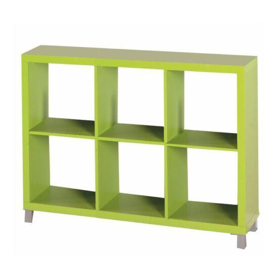 TOFI Könyvespolc,  zöld [4 NEW]