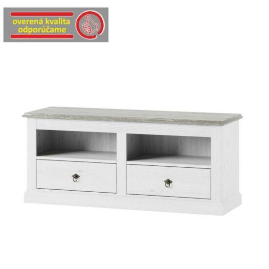 LIONA RTV asztal,  fehér [LM 60]