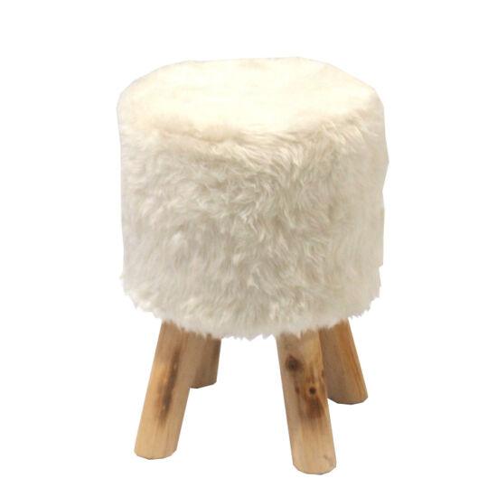 ALPIA Ülőke,  fehér/fenyő