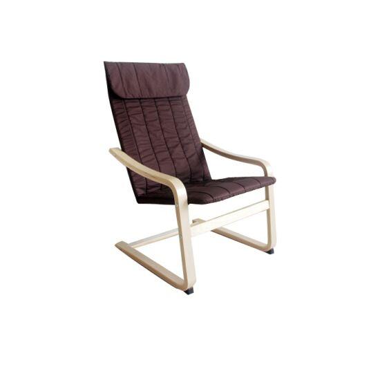nyírfa/barna Pihentető fotel,  Pihentető fotel [anyag,TORSTEN]