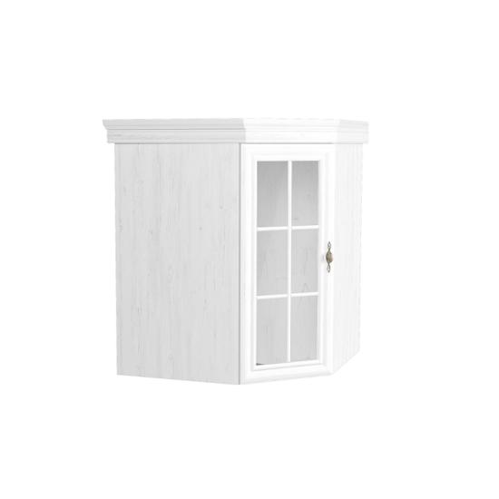 KORA Vitrines szekrény - fali,  sosna andersen [KNN1]