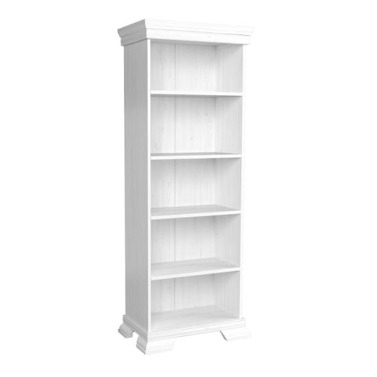 KORA Nyitott könyvespolc KR1,  sosna andersen