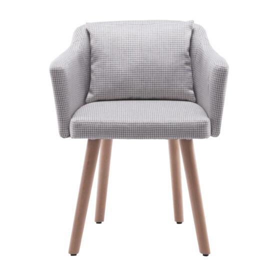 DIPSY Dizájnos fotel,  bézs minta