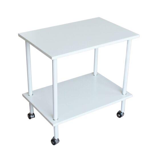 LABON Kisasztal,  matt fehér