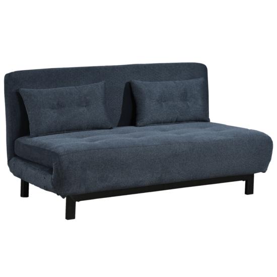 BODENA kanapé ágyfunkcióval,  szürke