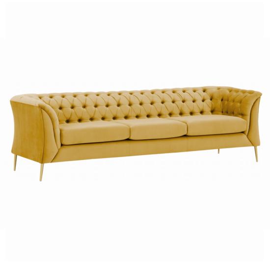 NIKOL Luxus 3-ülés - arany,  rendelésre [3 ML]