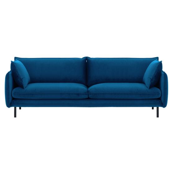 VINSON Luxus 3-ülés,  párizsi kék [3]