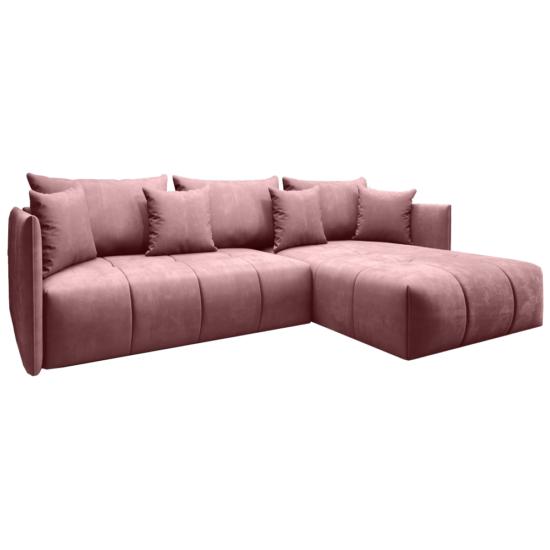 LENY Univerzális ülőgarnitúra,  rózsaszín [ROH]