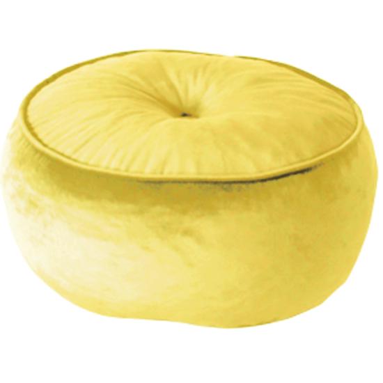 KEREM Puff,  anyag sárga