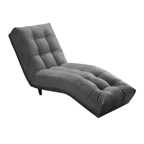 MALIMO Relax fotel,  szürke szövet