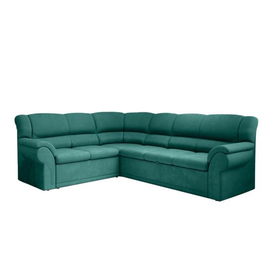 AMELIA Ülőgarnitúra - smaragd,  balos