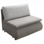 Kép 1/7 - KENET Kinyitható fotel,  szürke-barna Taupe