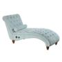 Kép 1/23 - GREGOR Bluetoothos relax fotel,  világosszürke/sötét dió