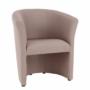 Kép 1/16 - CUBA Fotel,   pasztell rózsaszín anyag