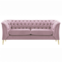 Kép 1/6 - rendelésre Luxus 2,5-ülés,  rózsaszín [NIKOL 2,5ML]