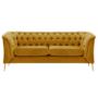 Kép 1/5 - NIKOL Luxus 2,5-ülés - arany,  rendelésre [2,5 ML]