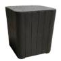 Kép 1/20 - IBLIS Kerti tároló doboz/kisasztal,  fekete