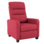Kép 1/2 - TURNER Relaxáló fotel,  málna