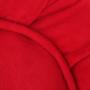 Kép 16/18 - CHARLOT Füles fotel,  piros