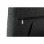 Kép 20/28 - AKRON Sarokülőgarnitúra - jobb oldali kivitel,  fehér textilbőr/zsenília Inari sötétszürke