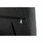 Kép 19/28 - AKRON Sarokülőgarnitúra - bal oldali kivitel,  fehér textilbőr/zsenília Inari sötétszürke