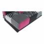 Kép 14/19 - ALABAMA Kanapé ágyfunkcióval és ágyneműtartóval,szövet rózsaszín,  Kanapé ágyfunkcióval és ágyneműtartóval,szövet rózsaszín