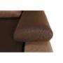Kép 18/27 - BOLIVIA Kanapé,  csokoládé/világos barna