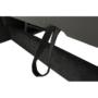 Kép 17/27 - BUTON Sarokülőgarnitúra ágyneműtartóval -  balos kivitel -  szürke melír,  szövet [R]