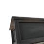 Kép 14/18 - DARKIE Komód - 1 kosár - 1 fiók,  szürke-barna [1]