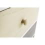 Kép 15/21 - MONET Fehér színű komód,  színes fiókokkal [1]