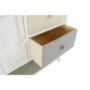 Kép 20/21 - MONET Fehér színű komód,  színes fiókokkal [1]