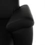 Kép 23/23 - BITER U alakú ülőgarnitúra - fekete műbőr,  jobbos [U]
