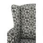 Kép 15/21 - ASTRID Fotel + puff,patchwork N1,  Fotel + puff,patchwork N1
