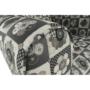 Kép 17/21 - ASTRID Fotel + puff,patchwork N1,  Fotel + puff,patchwork N1