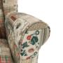 Kép 14/17 - CHARLOT Fotel,  butterfly Viorica 1