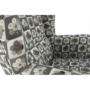 Kép 9/16 - CHARLOT Fotel,  patchwork N1