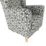 Kép 13/16 - CHARLOT Fotel,  patchwork N1
